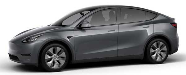 Tesla Model X konfigurieren