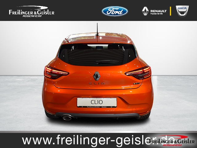 Renault Clio 5 Intens TCE 100