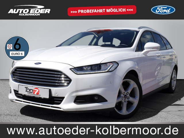 Ford Mondeo 1.5 EcoBoost Business Edition StartStopp
