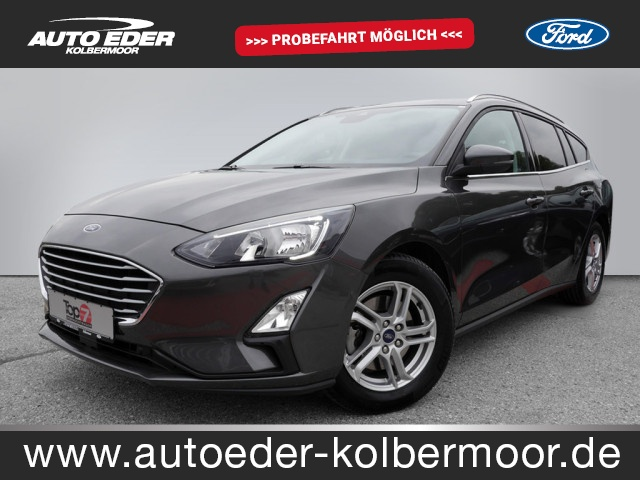 Ford Focus 1.0 EcoBoost CoolConnect StartStopp EURO 6d