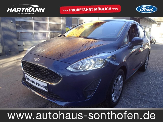 Ford Fiesta 1.1 CoolConnect SS EURO 6d-TEMP