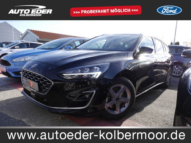 Ford Focus 1.5 EcoBoost Vignale SS EURO 6d-TEMP