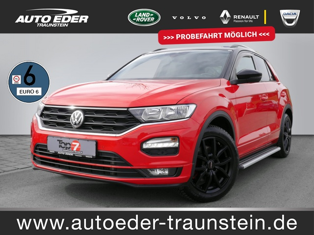 VW T-Roc 2.0 TSI Sport 4Motion