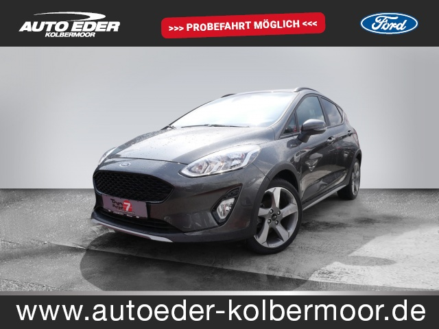 Ford Fiesta 1.0 EcoBoost