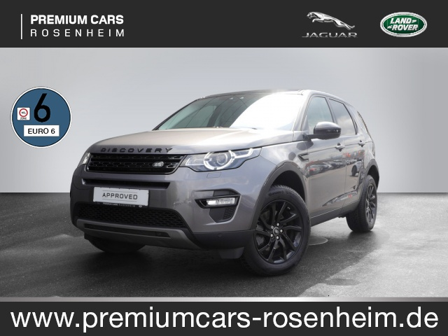 Land Rover Discovery Sport 2.0 TD4 SE Bi