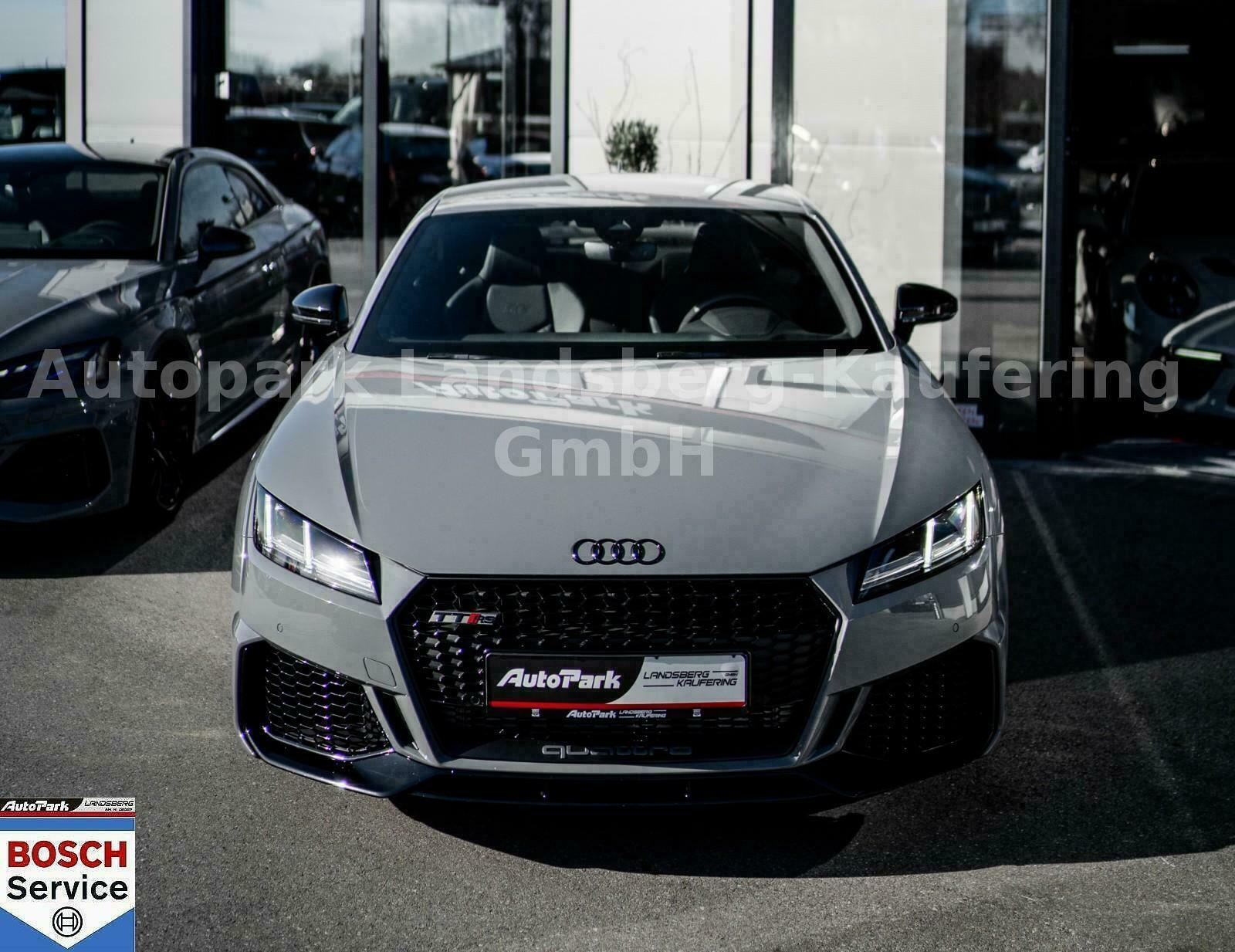 Audi TT RS Coupe 2.5 TFSI 21 GAR MATRIX SPORTABGAS
