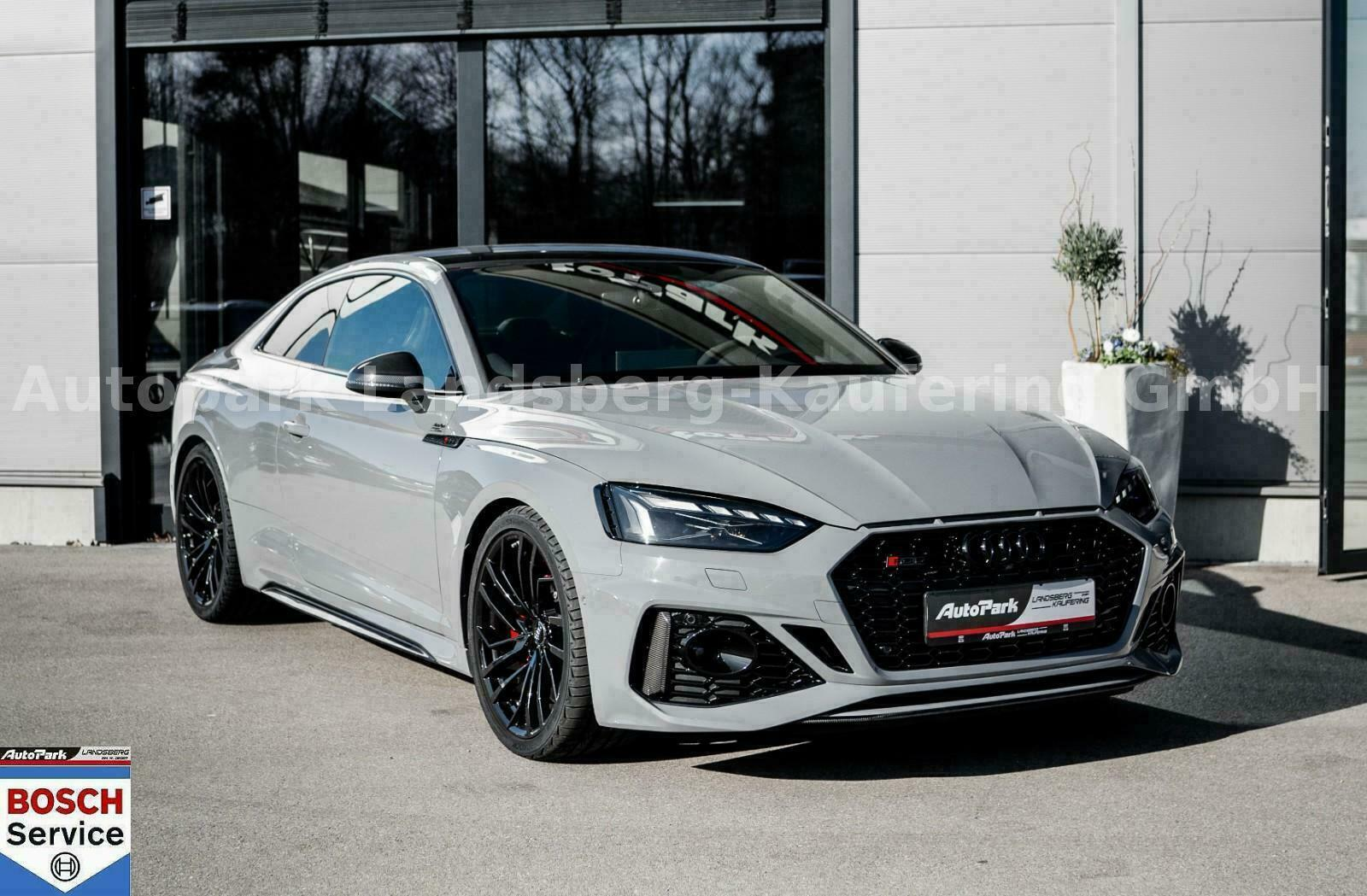 Audi RS5 COUPE CARBON ABGAS DYNAMIC MATRIX