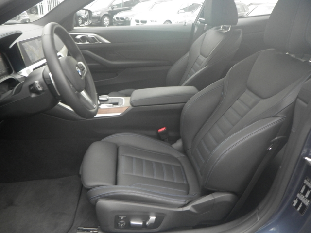 BMW 420 d Coupe M Sport Standhzg Laser GSD