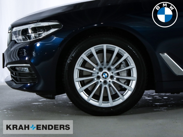 BMW 530 d xDrive Park-Assistent