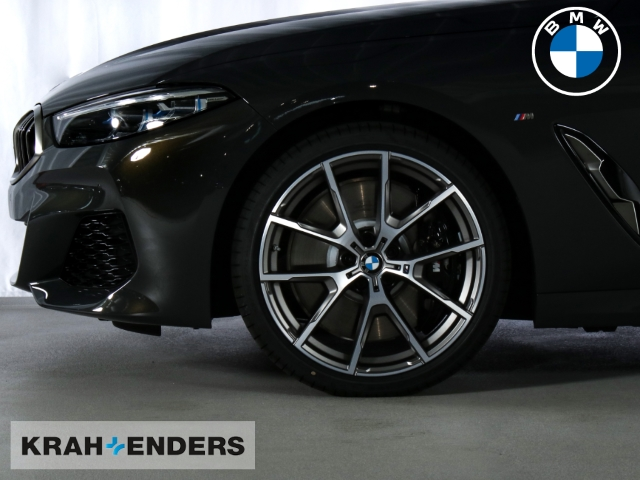 BMW M850 i xDrive Gran Coupe Laserlicht Panoramadach
