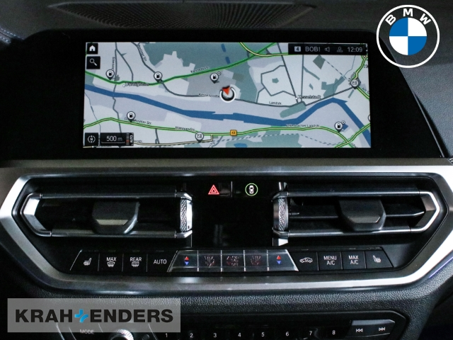 BMW 420 d xDrive M Sport Coupe Head Up  Memory Sitz Keyless