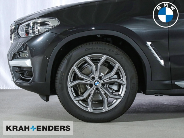 BMW X3 20d StandHZG Head UP