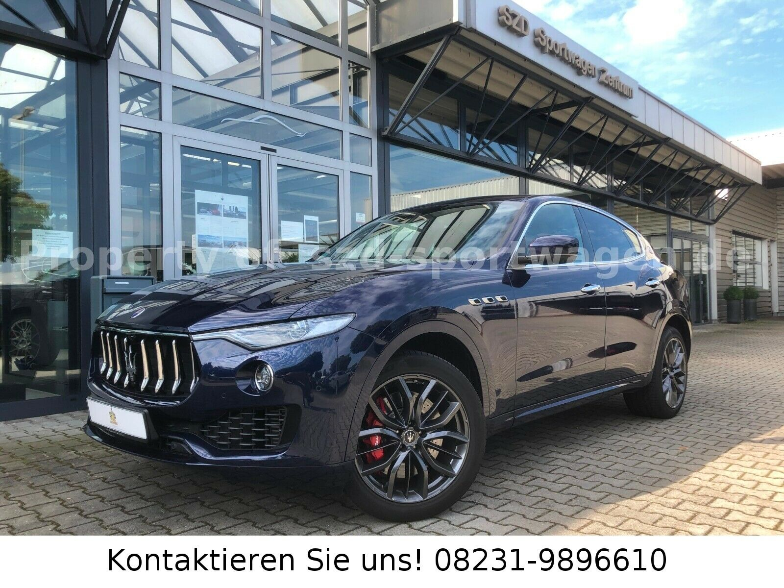 Maserati Levante 350 MY20/Pano/20/MICA/ Business/