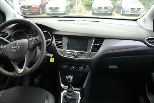 Opel CROSSLAND X INNOVATION 1.2 DIRECT INJECTION TURBO  81 KW (110 PS), STA